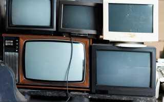 Монитор из телевизора