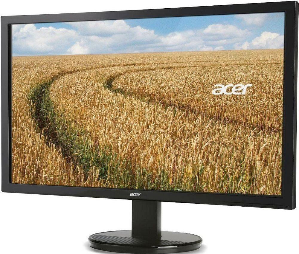 """Монитор LCD 24"""" Acer K242HQLBBD BLACK UM.UX6EE.B01"""