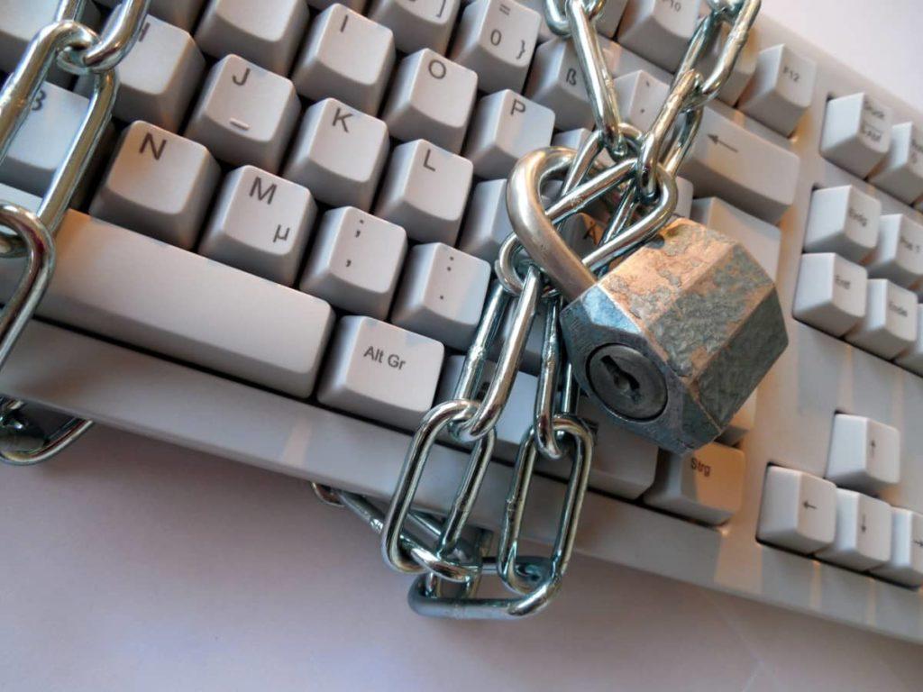Заблокированный компьютер